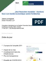 Leaders de la gestion financière mondiale