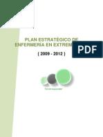 Plan Estrategico de Enfermeria de Extremadura