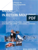 Metal Injection Moulding - EPMA