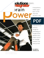 solutions Integrator Brain Power