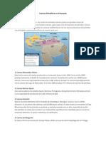 Cuencas Petrolíferas en Venezuela
