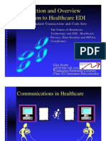 Healthcare EDI 101