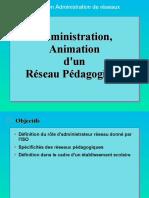 Admin Reseau