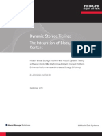 Hitachi White Paper Dynamic Storage Tiering