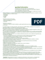 Principios de la Seguridad Informática - Causa-Efectos