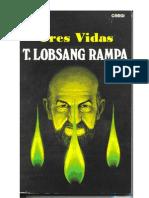 Tres Vidas(Despues Del Tiempo) - Lobsang Rampa