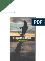 Crepusculo - Lobsang Rampa