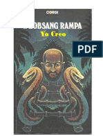Yo Creo - Lobsang Rampa