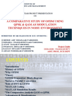 Ofdm Project Ppt