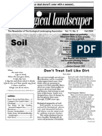 Fall 2004 The Ecological Landscaper Newsletter