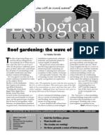 Spring 2004 The Ecological Landscaper Newsletter