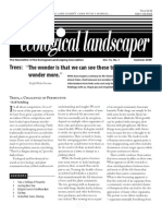 Summer 2006 The Ecological Landscaper Newsletter