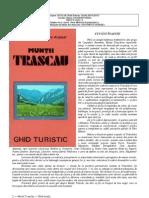 Muntii Trascau - Mahara, Argesel
