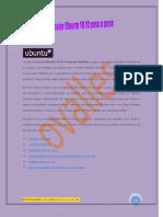 Instalacion Ubuntu 10