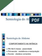 semiologia de abdome