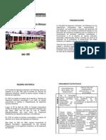 Plan de Estudios Epis 2009[1]