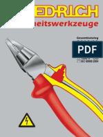Catalog Friedrich unelte