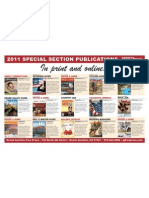 Grand Junction Free Press Special Sections 2011