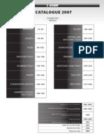 Catalog Tehnic Unior scule unelte