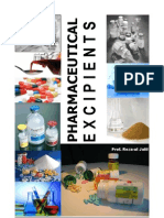 Pharmaceutical Excipients-boolket for Pharmacy Students