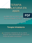 Terapia Inhalatoria en Asma