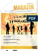 ÖH_Magazin 03_2011 Wahlausgabe