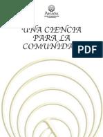 ARCADIA Una Ciencia Para La Comunidad