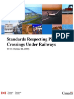 TC Standards for Pipelines