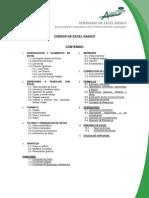 Contenido Excel Basico