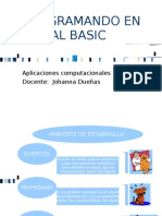 Program an Do en Visual Basic Estructuras
