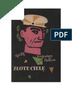 Ilja Ilf, Eugeniusz Pietrow - Złote cielę – 1958 (zorg)