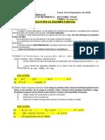 Algunos exámenes parciales (Ciclos anteriores)
