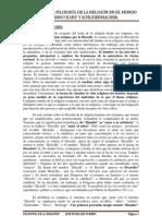 ES POSIBLE LA FILOSOFÍA DE LA RELIGIÓN-1