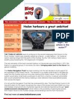 Hedon Blog Community News - Issue 2