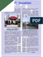 Newsletter d'avril 2011