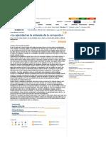 «La opacidad es la antesala de la corrupción» - Levante-EMV-1