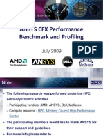 CFX Analysis