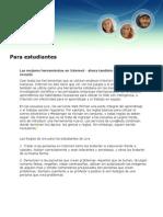 Liveatedu - Para Estudiantes
