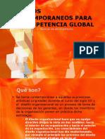 DISEÑOS CONTEMPORANEOS PARA LA COMPETENCIA GLOBAL (1)