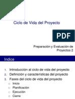 Analisis Del Ciclo de Vida Proyecto
