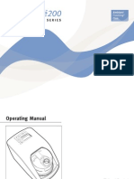 Sleep Style 200 Operating Manual