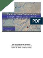The Mann Site & the Leake Site