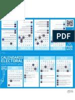 Calendario Electoral 2011 - Color - Votamos 2011