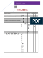 Ficha Medica Registro de Jovenes - Grupo Scout Orinoco