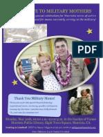 Military Moms May 30