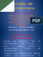 Revisão de Antropologia - Primeira Prova