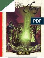 WW8006 - Exalted - Book of Bone and Ebony