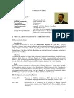 Curriculum Olman SB