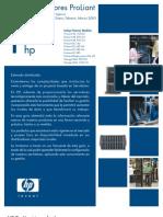 Configurador Servidor HP ProLiant