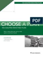 Kaiser Permanente HSA Qualified Deductible Plans CA 2011 KPIF